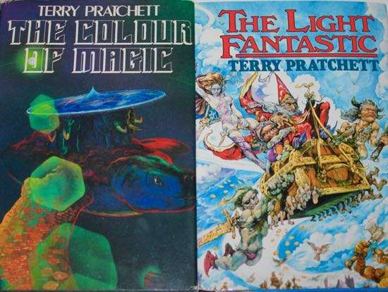 The Beginning of the End of Discworld